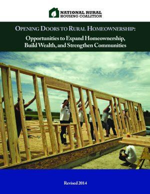 Opening Doors to Rural Homeownership (2014)
