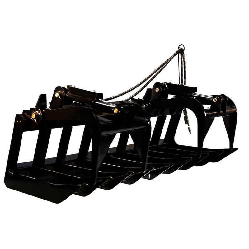 Titan – 60″ Root Grapple Bucket