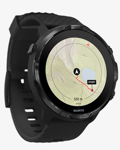 Suunto 7 Ultra-Rugged Smartwatch