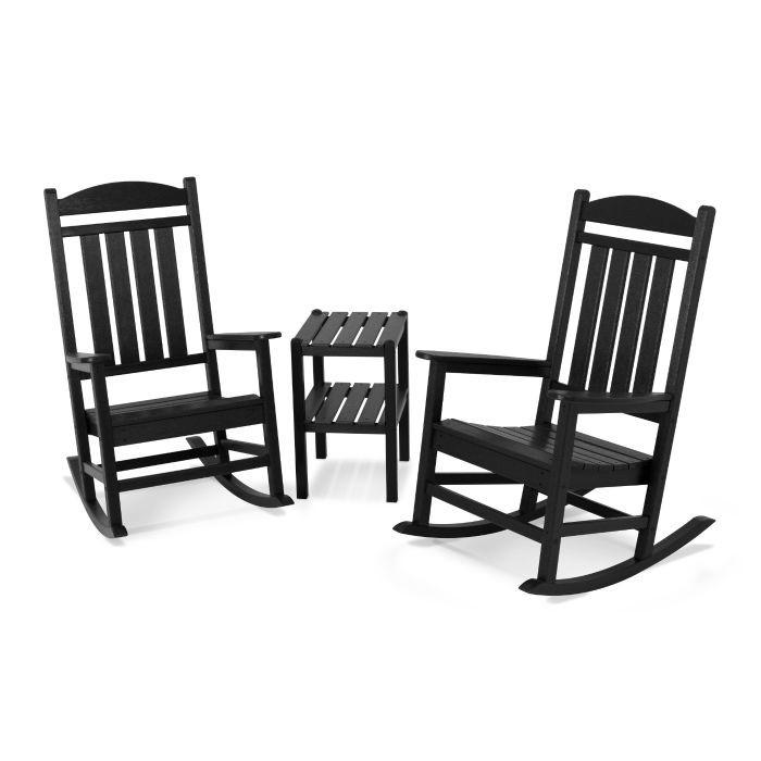 Polywood – Presidential 3-Pc. Rocker Set