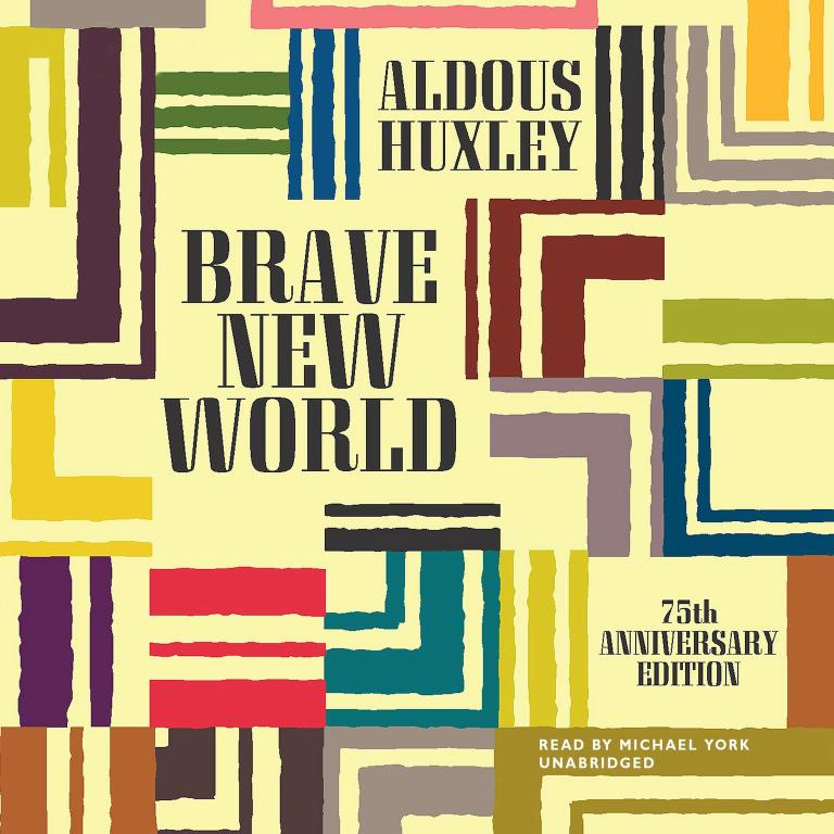Audiobook – Brave New World