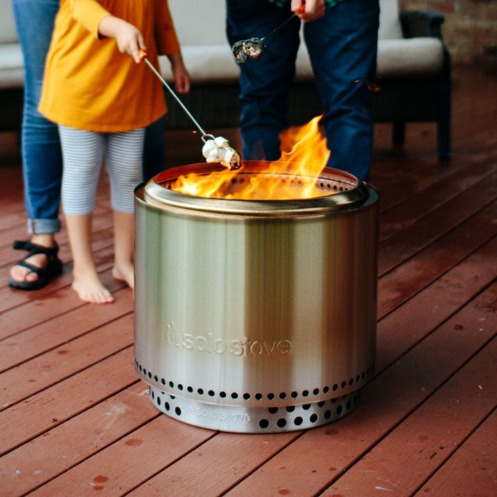Solo Stove – Ranger with Stand