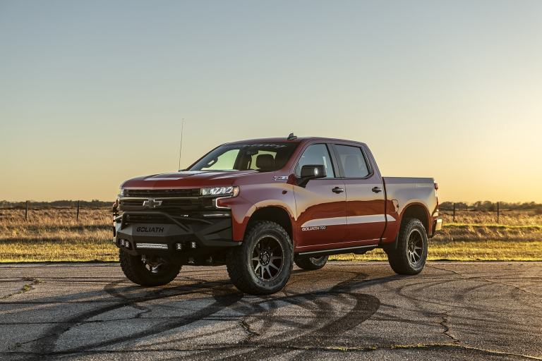 Hennessey – GOLIATH 700 Supercharged