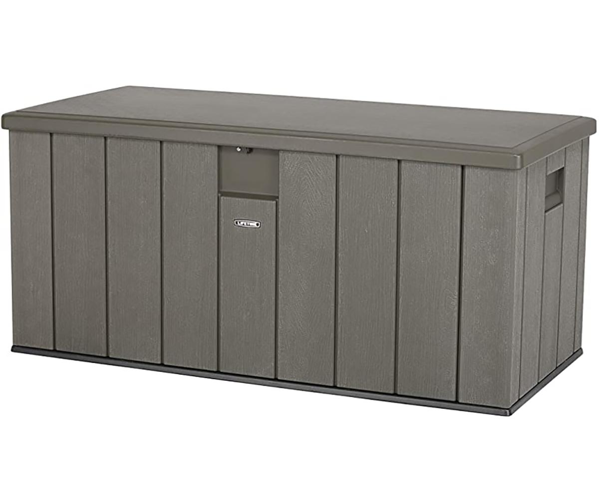 Lifetime – 150 Gallon  Storage Box
