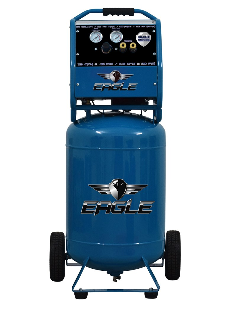 Eagle –  Silent Series 6500 Air Compressor