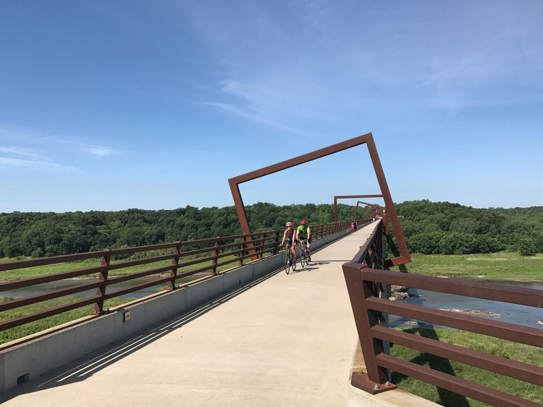 Trip – High Trestle Trail