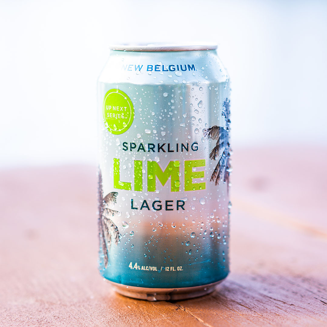 New Belgium – Sparkling Lime Lager