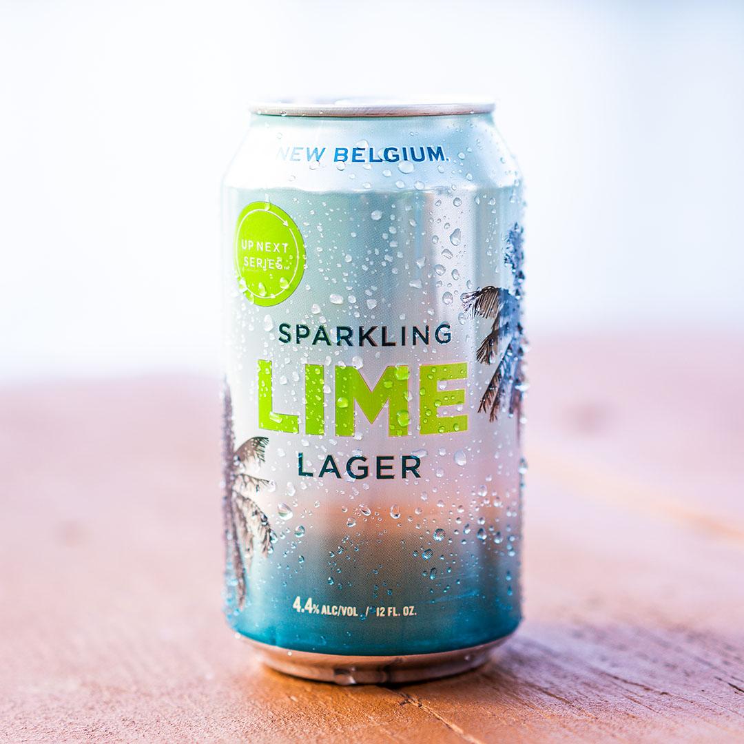 New Belgium – Sparkling Lime Lager