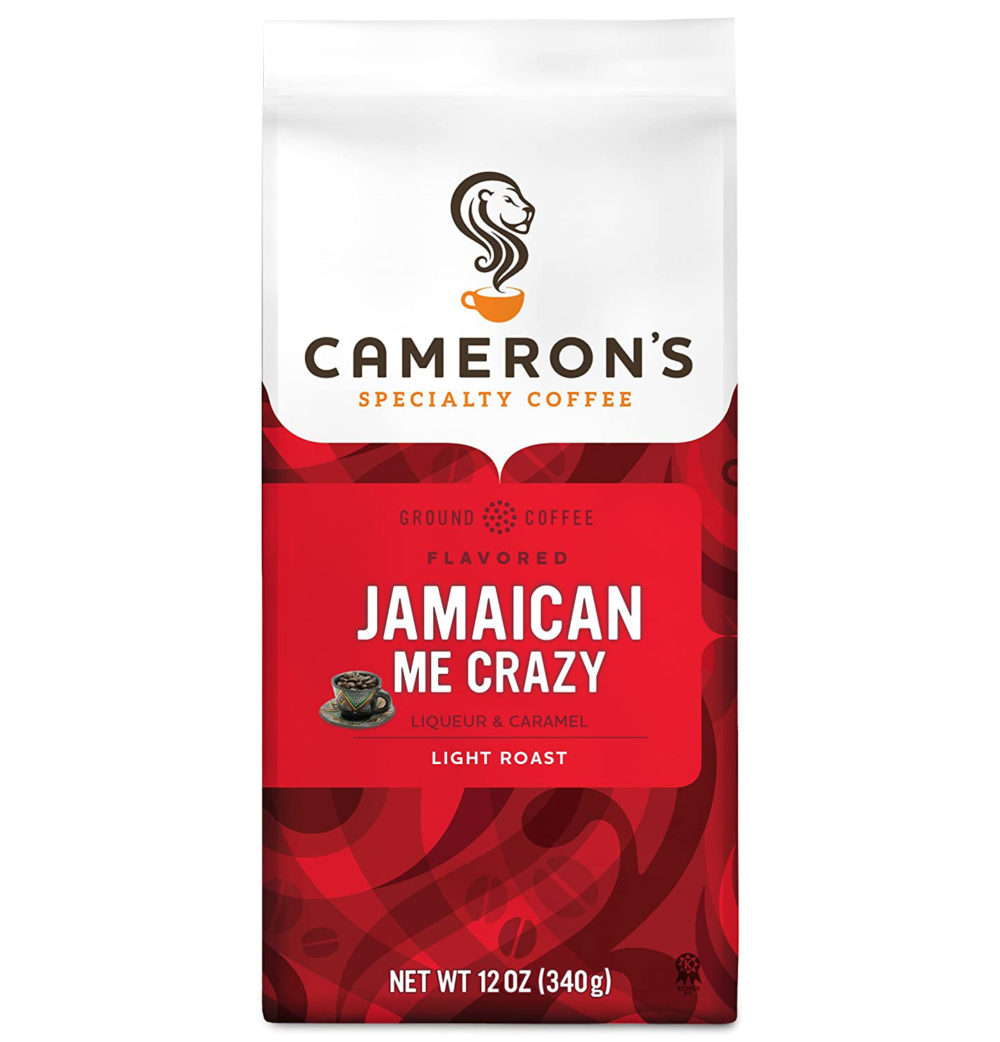 Cameron's Specialty Coffee – Jamaican Me Crazy