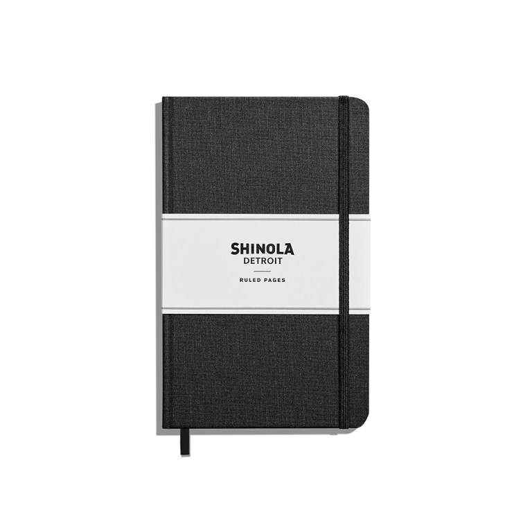 Shinola – Hard Linen Journal