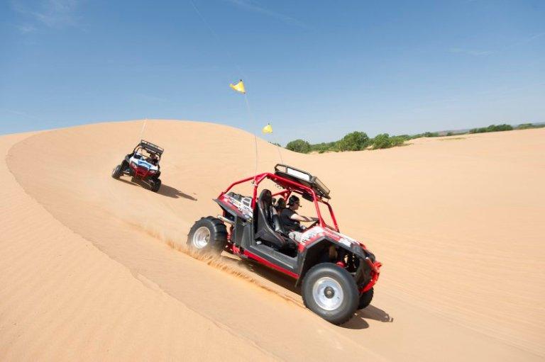 Trip – Little Sahara State Park