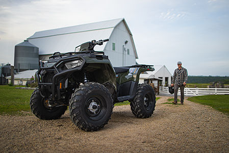 Polaris – 2021 Sportsman 570 Premium