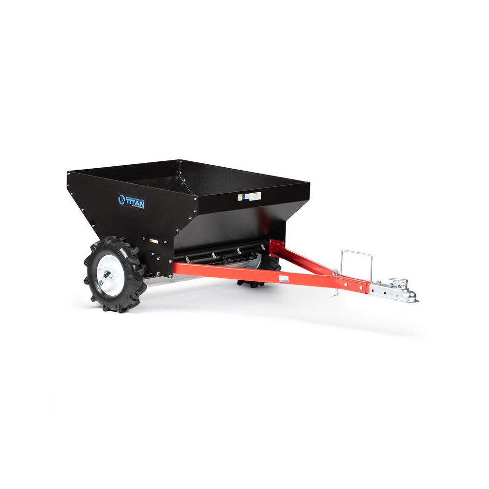 Titan Attachments – Compact Manure Spreader