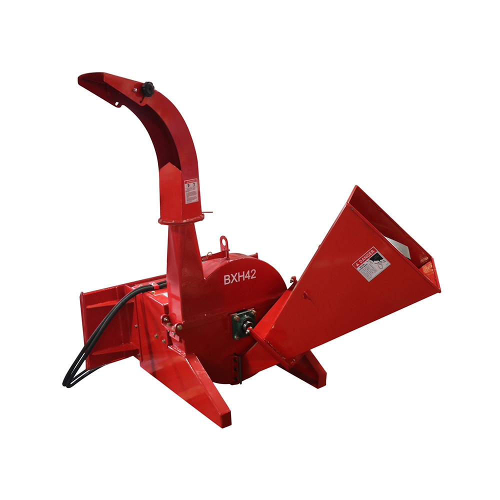 Titan – Hydraulic Wood Chipper