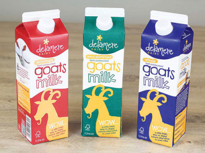 goat milk popular globally