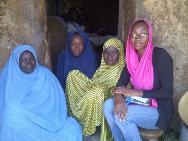 Bagega women