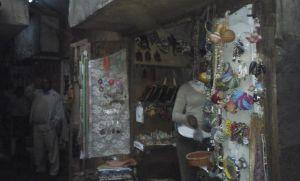 Triangle Curios Market Nairobi, Kenya. Photo Credit: Rural Reporters.