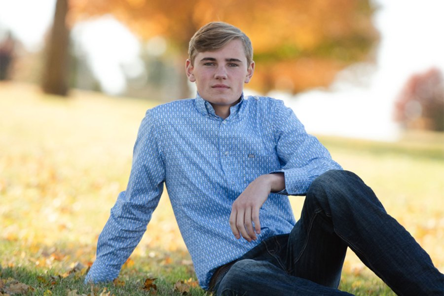 Senior : Connor