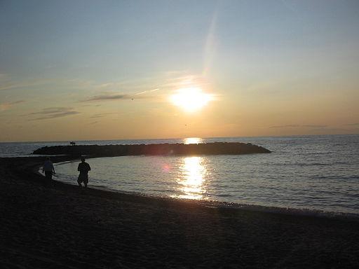 512px-Preque_Isle_Sunset