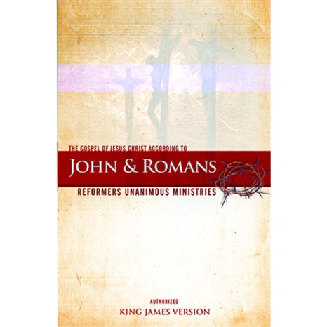 John and Romans Booklet