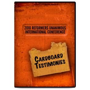 Cardboard Testimonies (DVD)