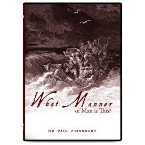 What Manner of Man is This? (DVD)
