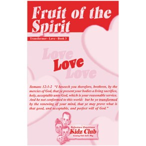 Kidz Booklet: Love
