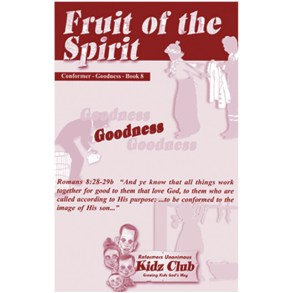 Kidz Booklet: Goodness