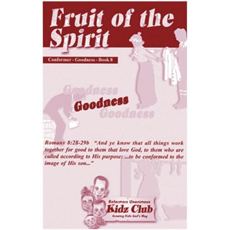 Kidz Booklet: Goodness