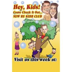 Kidz Club Poster