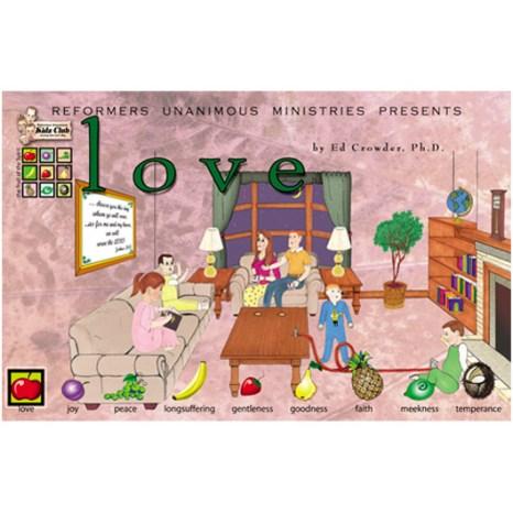 Kidz Club Love Story Board