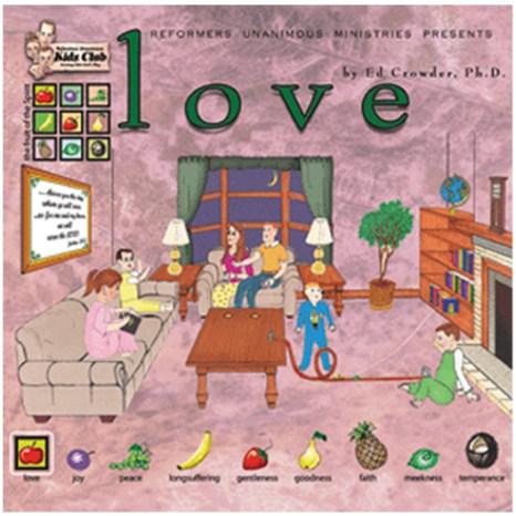 Kidz Club Love Story Book