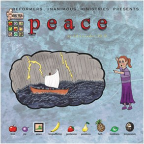 Kidz Club Peace Story Book