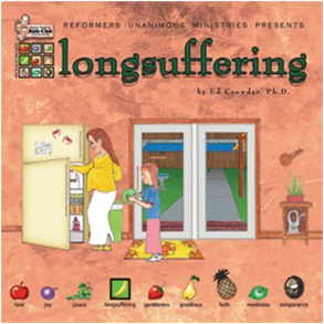 Kidz Club Longsuffering Story Book