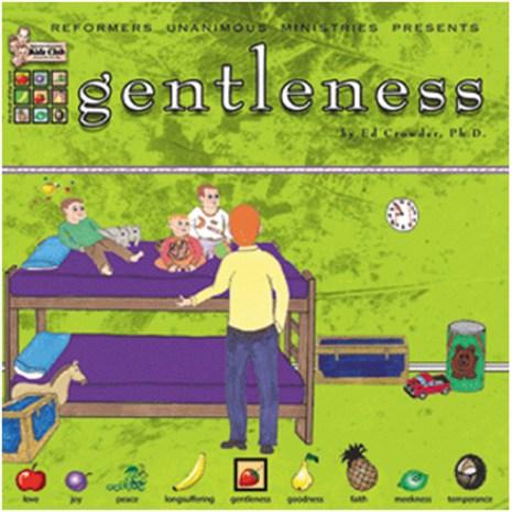 Kidz Club Gentleness Story Book