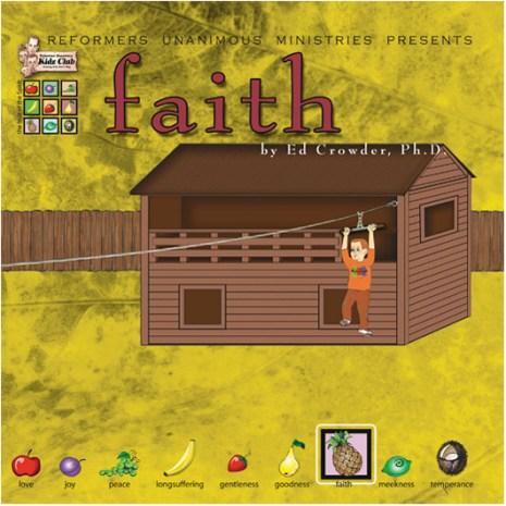 Kidz Club Faith Story Book