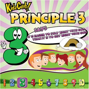 Kidz Club Principle 3 Story Book