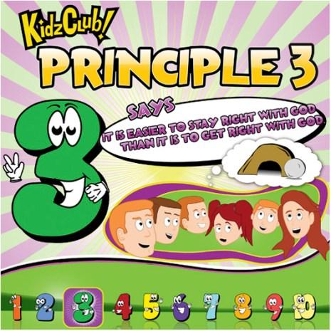 Kidz Club Principle 3 Story Book