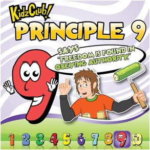 Kidz Club Principle 9 Story Book