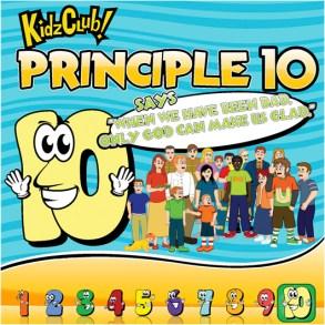 Kidz Club Principle 10 Story Book