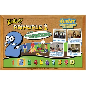 Kidz Club Principle 2 Story Board