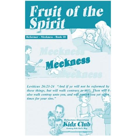 Kidz Booklet: Meekness