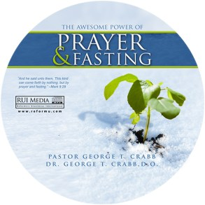 Power of Prayer and Fasting (MP3 CD)