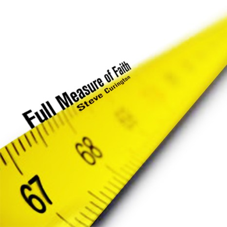 Full Measure of Faith (Audio CD)