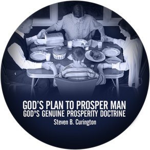 God's Plan to Prosper Man (Audio CD)