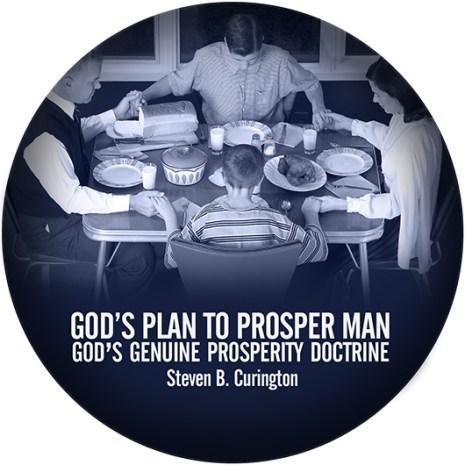 God's Plan to Prosper Man (Audio CD)