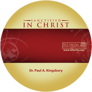 Sanctified in Christ (Audio CD)