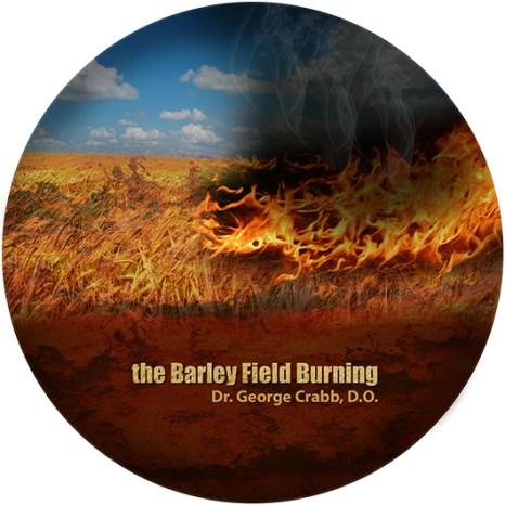 Barley Fields Burning (Audio CD)