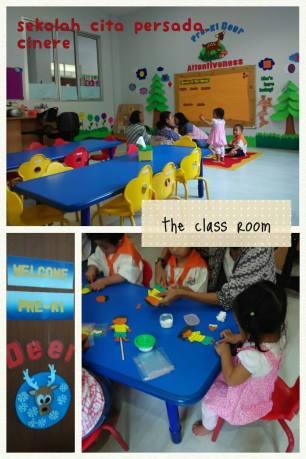 ruang kelas pre-k