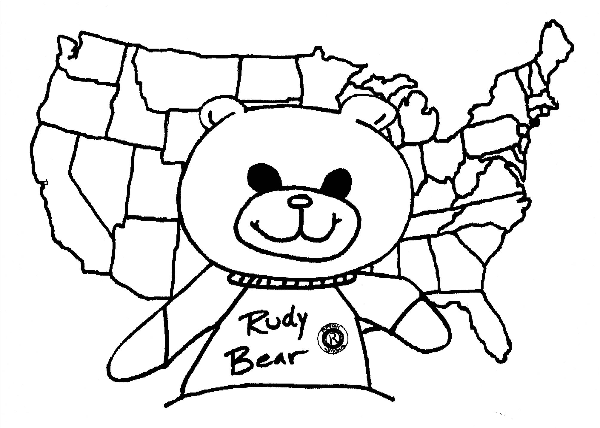 Rudy and his country (jpeg picture)